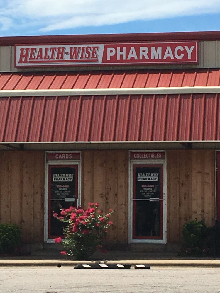 Health-Wise Pharmacy: 213 E Howard St, Mansfield, AR