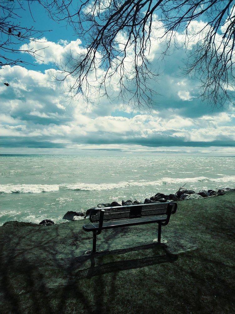 Hika Bay Park: 1151 Lake Shore Dr, Cleveland, WI