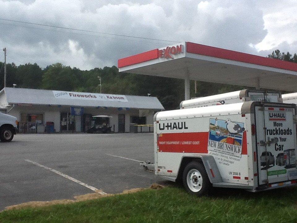 U-Haul Neighborhood Dealer: 140 Cougar Dr, Copperhill, TN