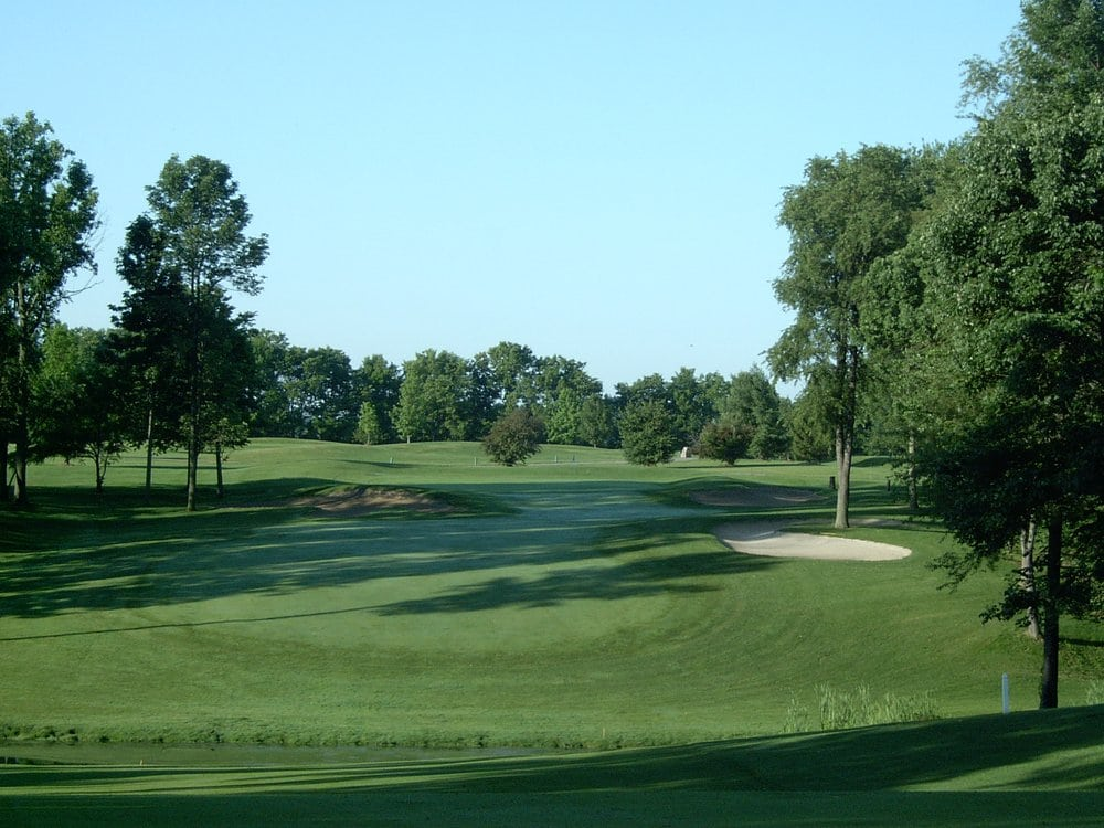 Deer Creek Golf Club: 7143 S State Rd 39, Clayton, IN