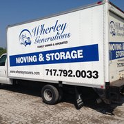 Wherley Generations Moving And Storage