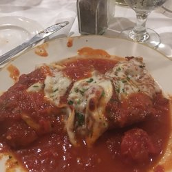 Photo Of Sergios Italian Restaurant Mapequa Ny United States Shrimp Parmigiana