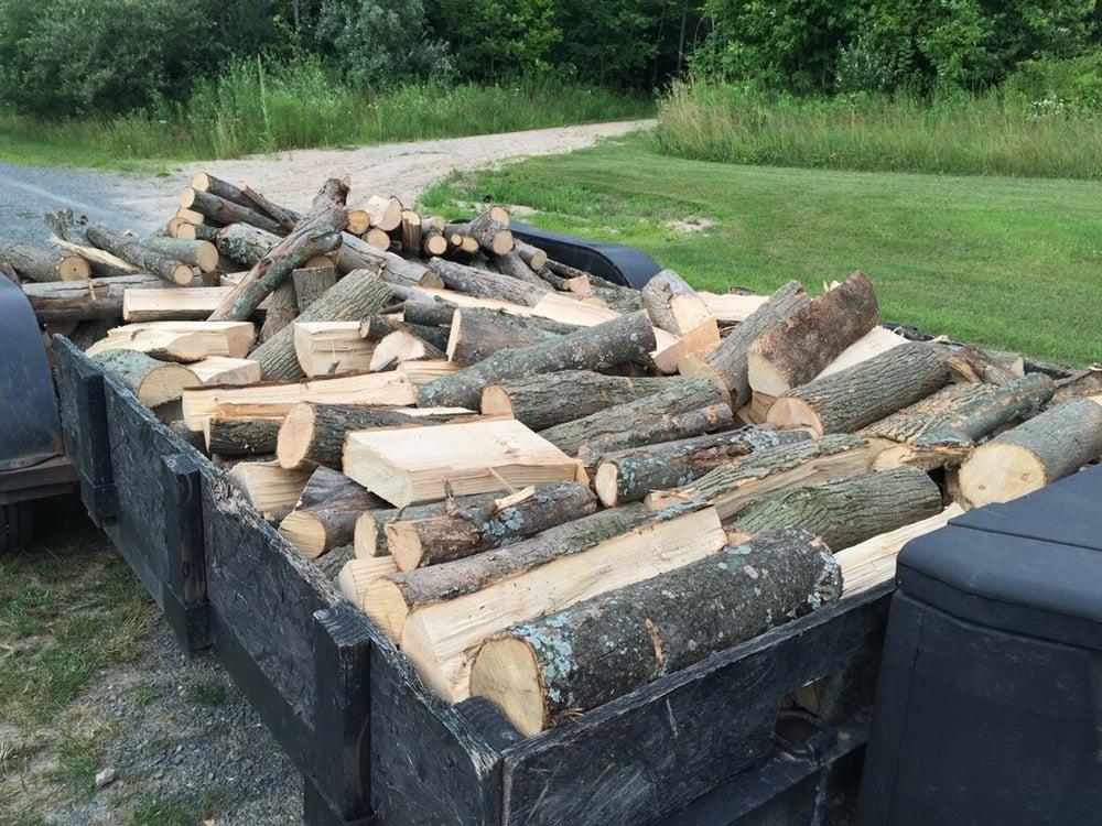 Hoffman Firewood: 5853 W Johnson Rd, Shelby, MI