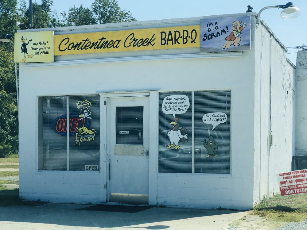 New Contentnea Creek Barbeque: 3417 Nc Highway 121, Farmville, NC