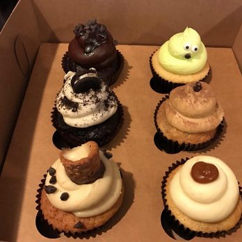 Photo Of Urban Cupcakes More Virginia Beach Va United States Clockwise