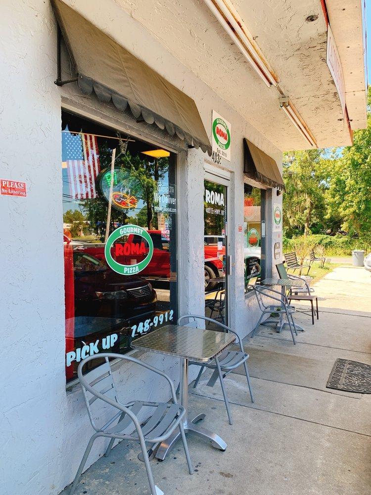 Happy Days Ice Cream Parlor: 403 B Hwy 80, Bloomingdale, GA