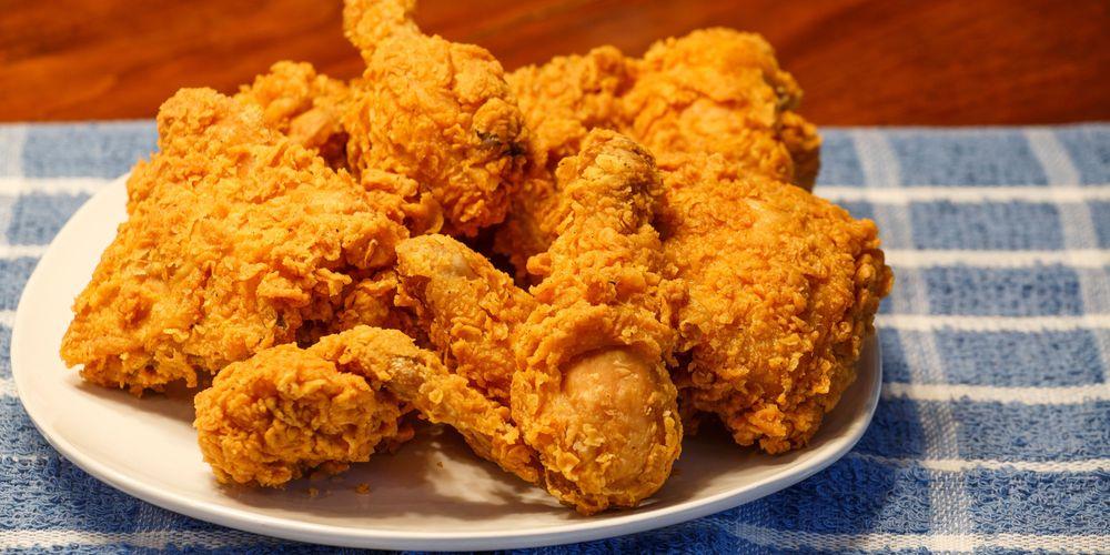Joe's Fried Chicken: 262 S Highland St, Memphis, TN
