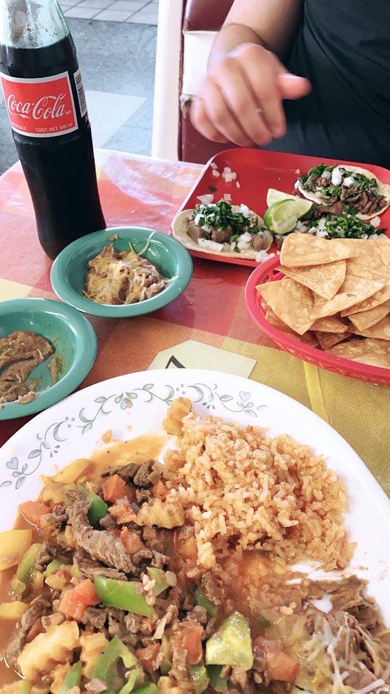 Taqueria Guadalupana: 1255 S Grant Ave, Odessa, TX