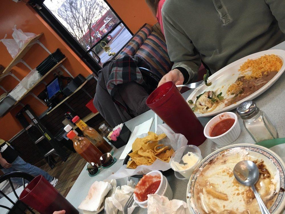 El Paso Grill Mexican Restaurant: 611 E Maynard St, Pageland, SC
