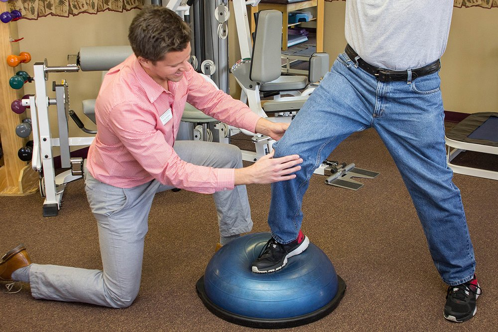 Northern Physical Therapy: 6173 Lake Michigan Dr, Allendale, MI