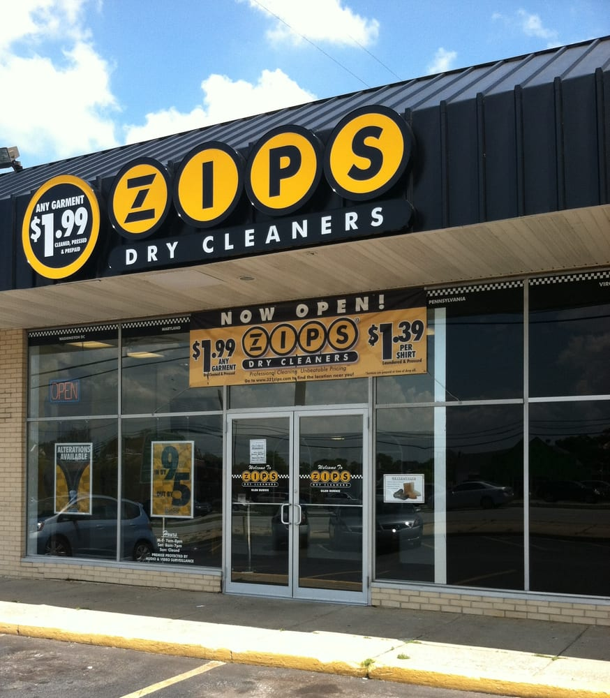 Zips Dry Cleaners Dry Cleaning Amp Laundry Glen Burnie