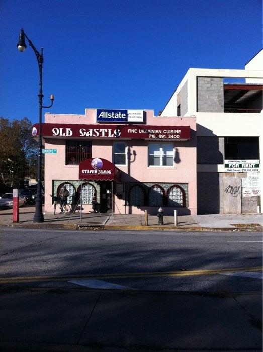 Restaurants near roulette brooklyn