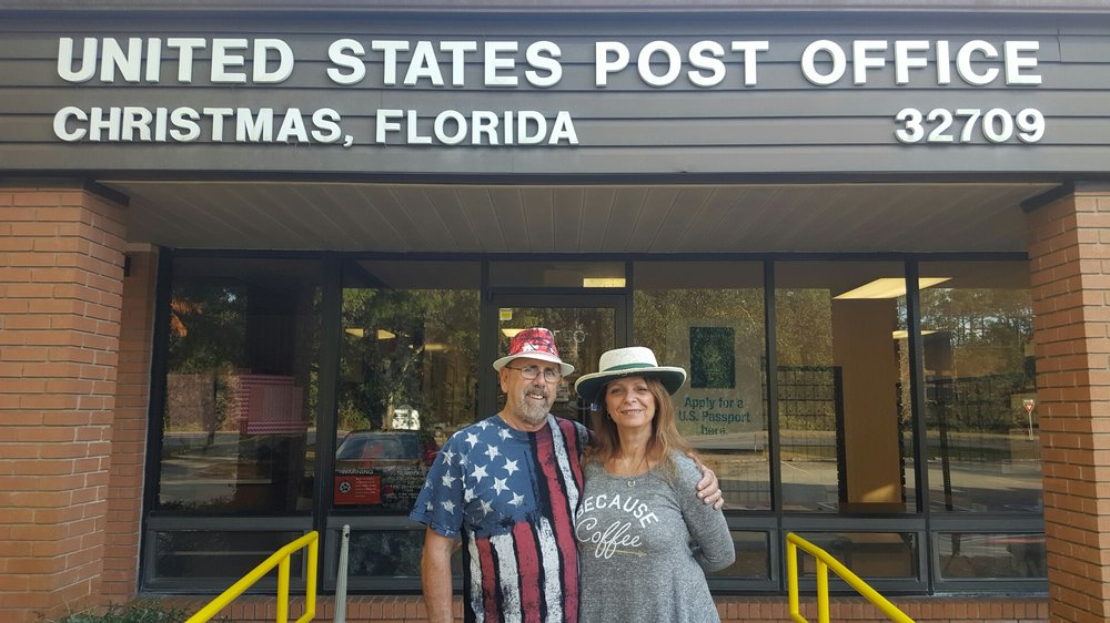 US Post Office: 23580 E Colonial Dr, Christmas, FL