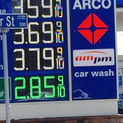 Arco Service Station 14 Reviews Gas Stations 3003 Newport