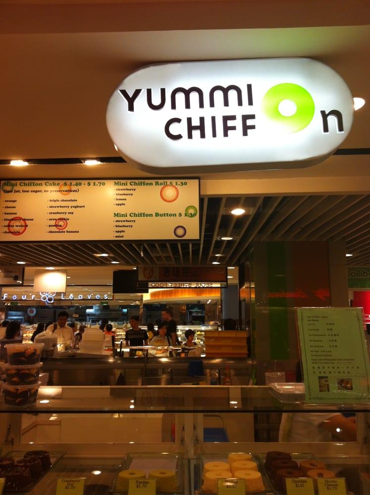 Yummi Chiffon Singapore