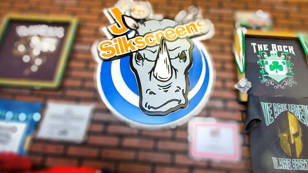 J's Silkscreens: 18132 E 10 Mile Rd, Eastpointe, MI