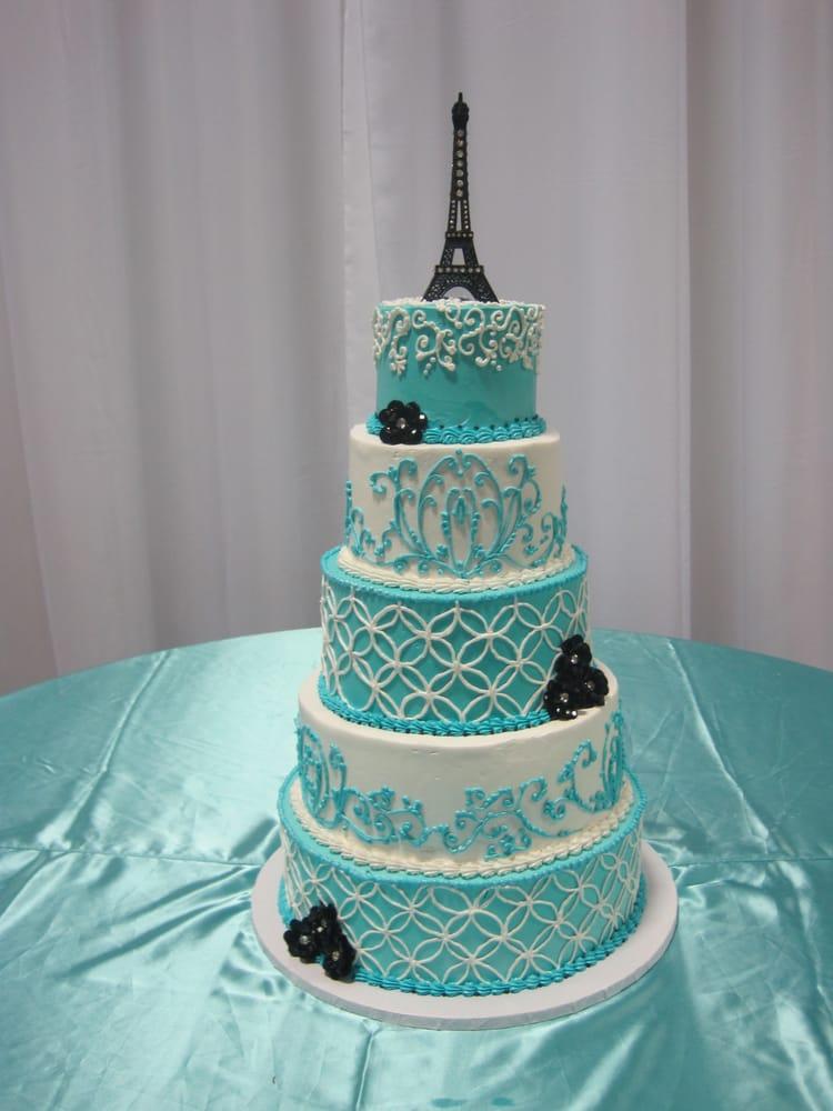 Quinceanera Cakes Paris