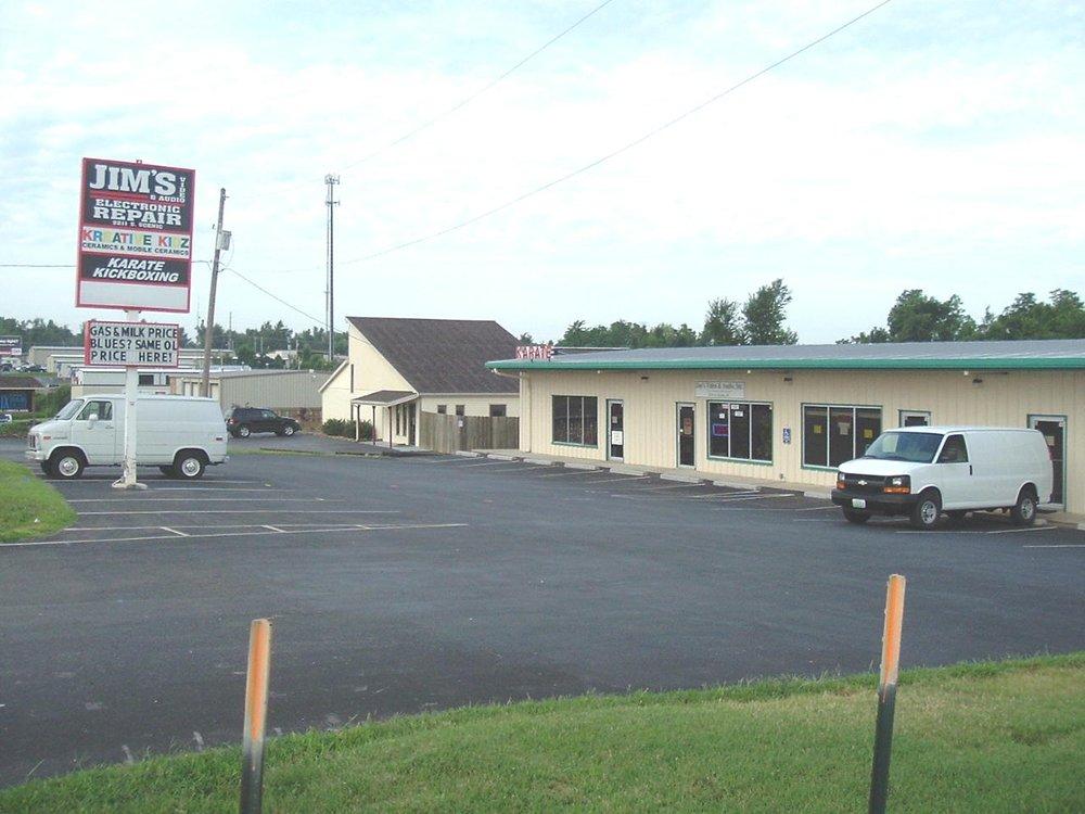 Jim's Video & Audio: 3211 S Scenic Ave, Springfield, MO