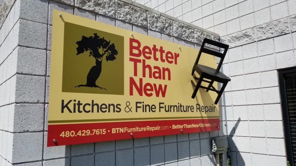 Better Than New Furniture Repair: Scottsdale, AZ