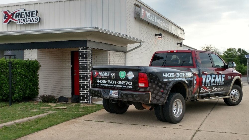 Extreme Roofing Solutions: 1813 N Harrison St, Shawnee, OK