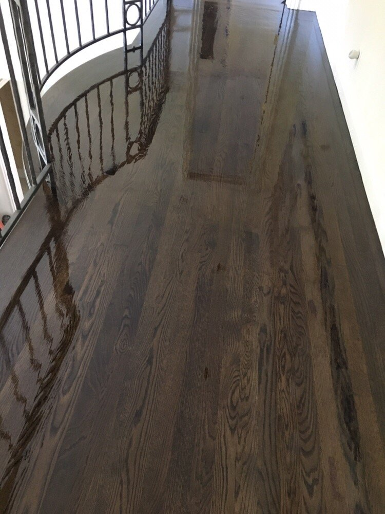 Jacobean And Ebony Duraseal Stain Yelp