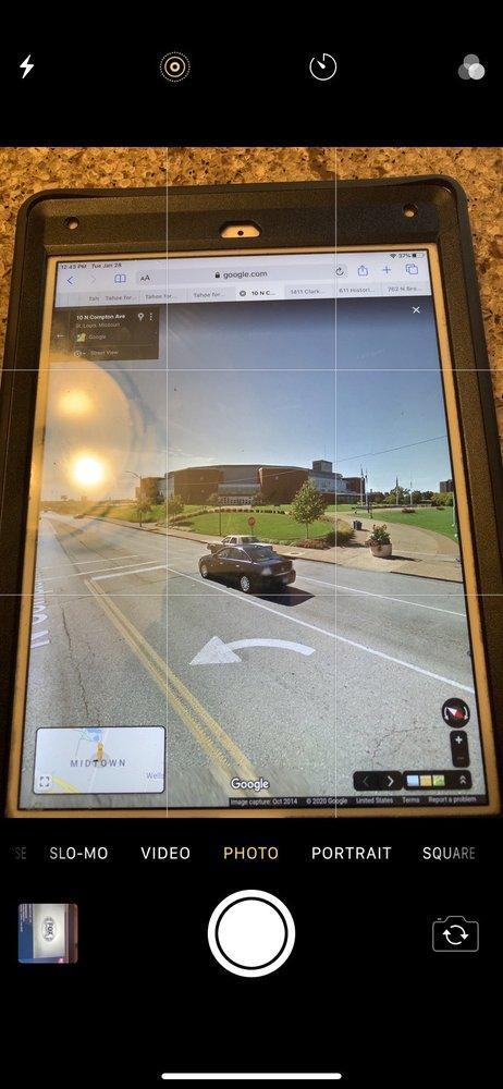 Chaifetz Arena: 1 S Compton Ave, Saint Louis, MO