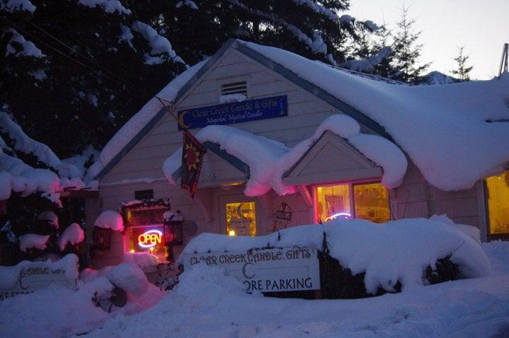 Clear Creek Candle and Gifts: 1015 Sauk Ave, Darrington, WA