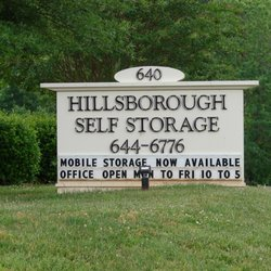 Bon Photo Of Hillsborough Self Storage   Hillsborough, NC, United States.  Non Climate