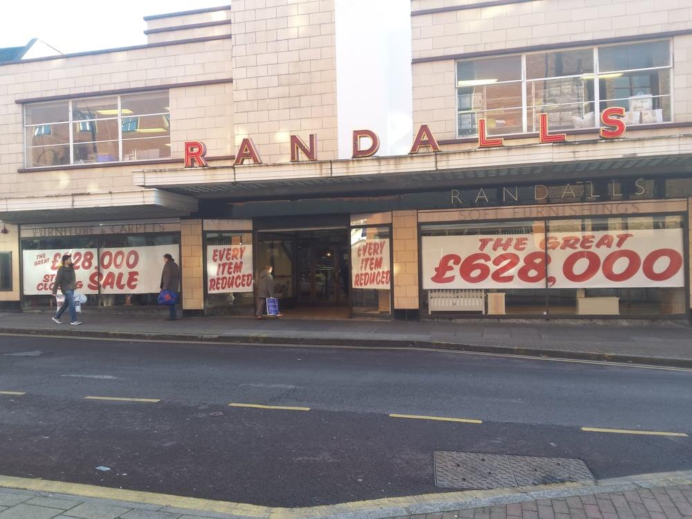 Randalls Department Stores Case Solution