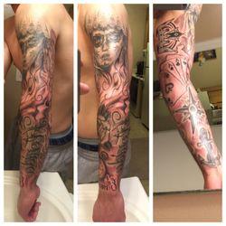 Charlotte Tattoo Company - 28 Photos & 25 Reviews - Tattoo - 1514 ...