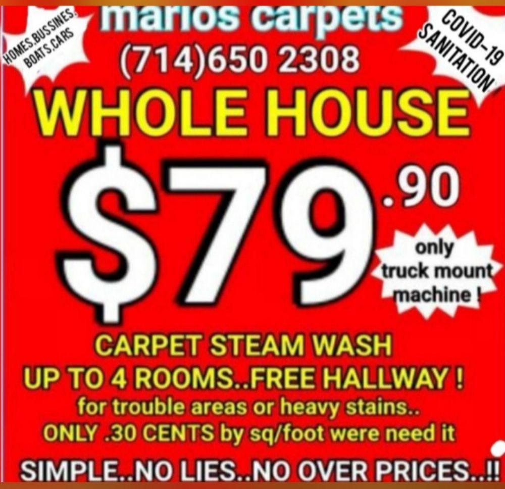 Mario Carpet Cleaning
