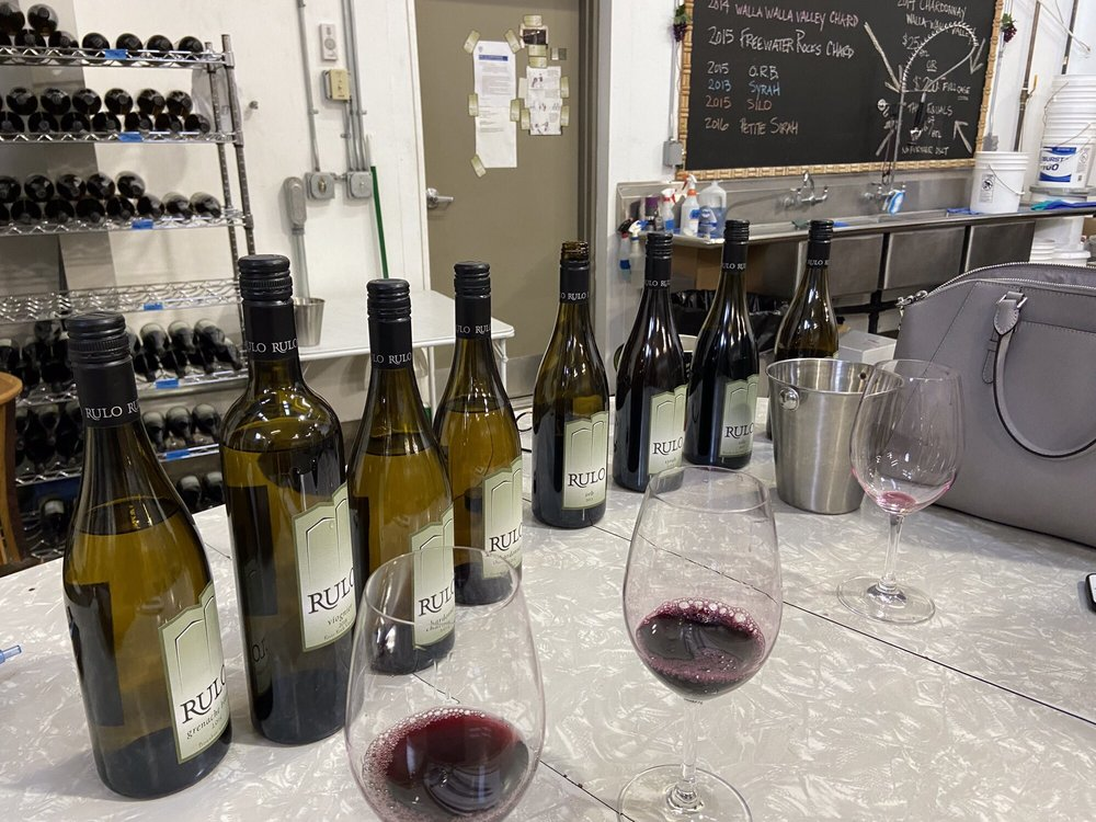 Social Spots from Rulo Winery