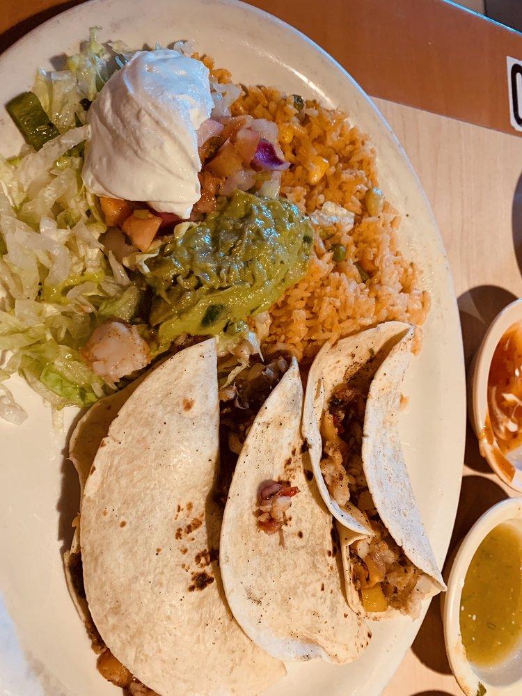 Food from La Casita Grill