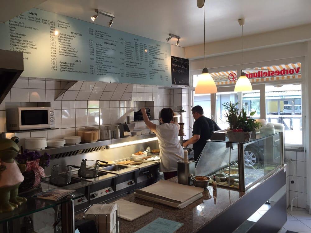 gute restaurants in krefeld