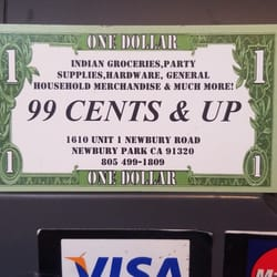 Photo Of 99 Cents Up