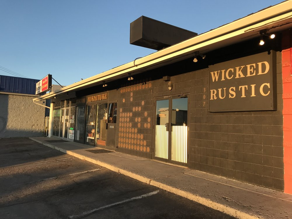 Wicked Rustic