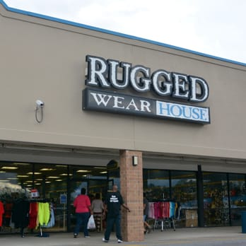 High Quality Rugged Wearhouse