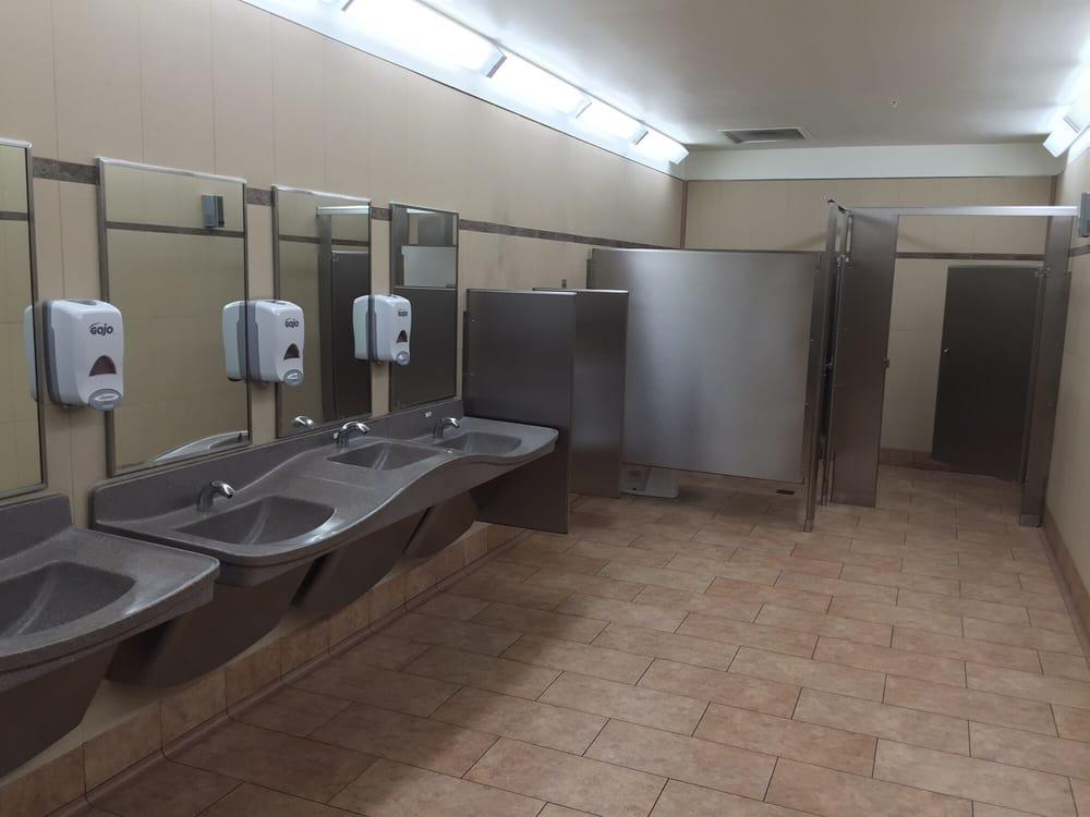 Bathroom Yelp clean bathroom today! - yelp