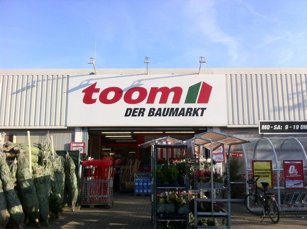 toom baumarkt geschlossen eisenwaren werkzeug rektoratsweg 50 m nster nordrhein. Black Bedroom Furniture Sets. Home Design Ideas