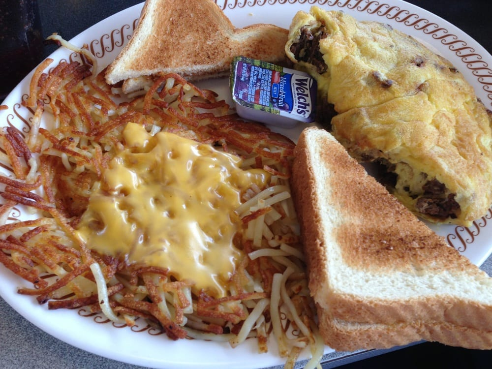 how to order hash browns at waffle house