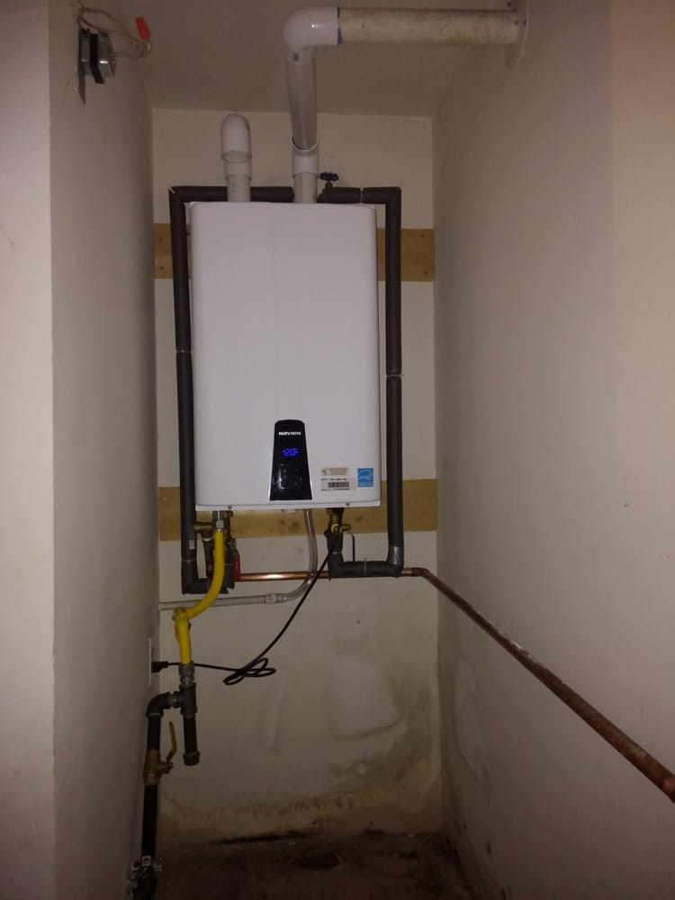 Navien Tankless Water Heater Installation In Palm Springs Ca Tank Yelp: Navien Tankless Water Heater Wiring Diagram At Johnprice.co