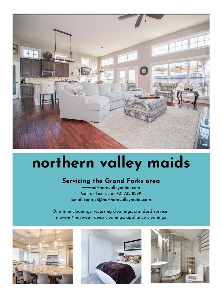 Northern Valley Maids: 2501 28th Ave S, Grand Forks, ND