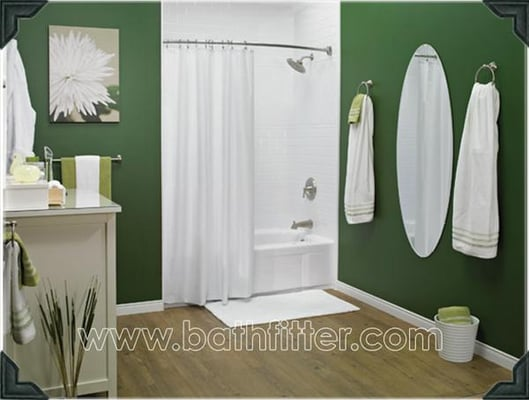 Bathroom Fixtures Jackson Tn bath fitter of jackson - kitchen & bath - 3189 n highland ave
