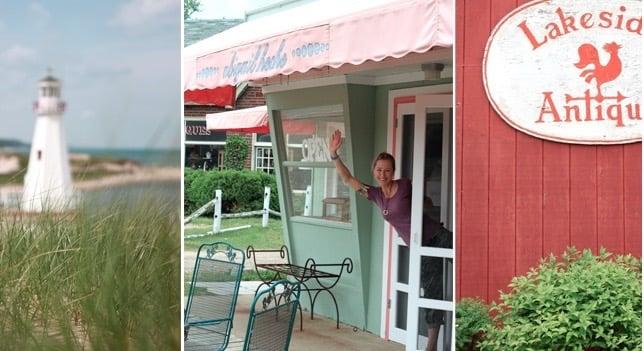 Abigail Heche: 14866 Red Arrow Hwy, Lakeside, MI