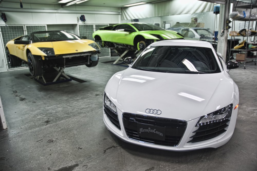All Insurance Claims Certified Audi And Mercedes Benz Collision