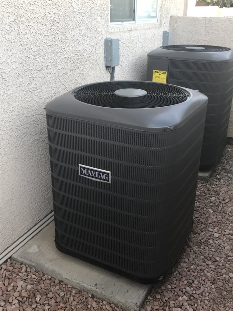 photo of bulldog air conditioning heating las vegas nv united states - Maytag Air Conditioner