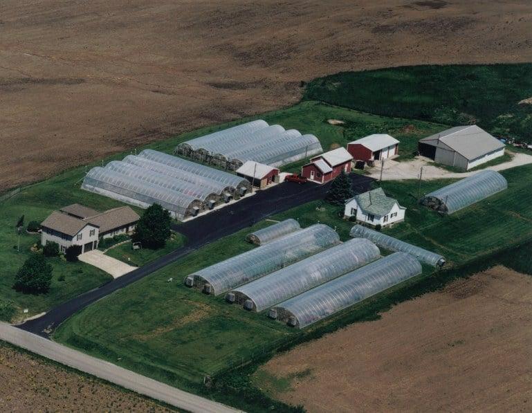 Jenkins Greenhouse & Flower Shop: 4781 W 1200S, Dale, IN