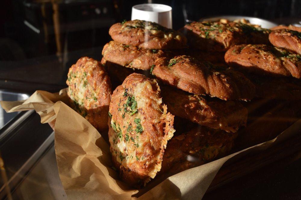 Food from Beecher's Handmade Cheese