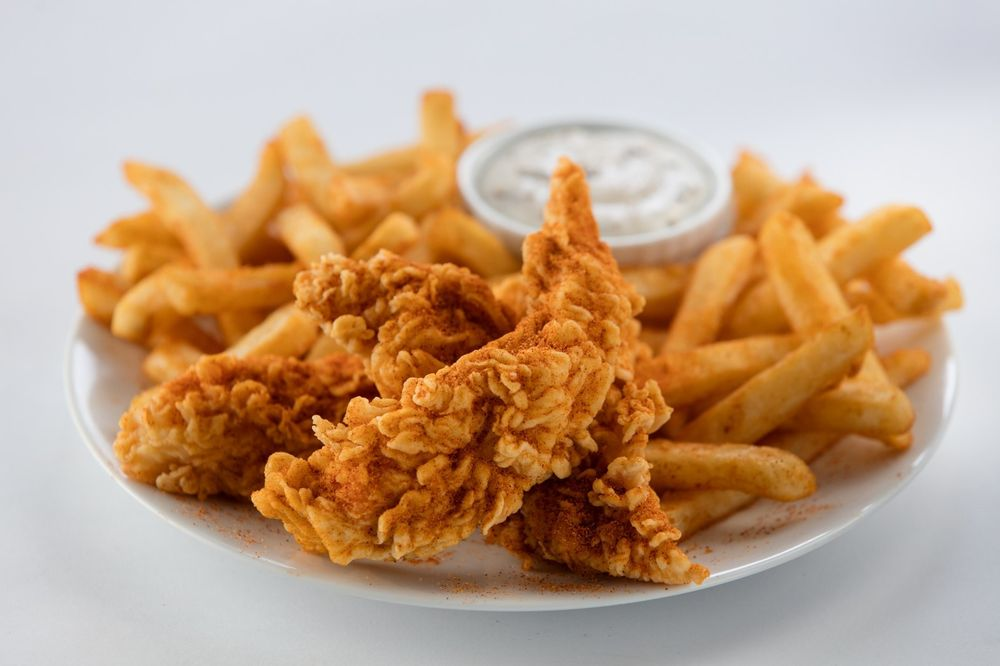 Golden Chick: 808 Independence Pkwy, Plano, TX