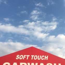 Soft Touch Car Wash Lube Sunoco Gas Station Auto Detailing